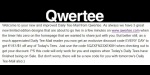 Qwertee coupon code