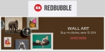 Red Bubble coupon code