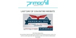 PrimoChill coupon code