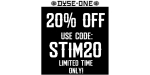 Dyse One coupon code