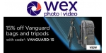 Wex Photo Video coupon code