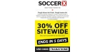Soccer X coupon code