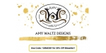 Amy Waltz Designs coupon code