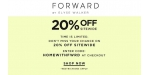 Forward by Elyse Walker coupon code