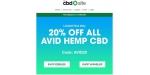 The CBD Site coupon code