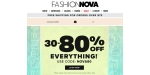 Fashion Nova coupon code