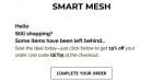 Magnetic Smart Mesh coupon code
