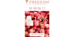 Freedom Natural Deodorant discount code