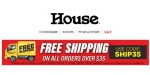 House coupon code