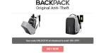 Original Anti-Theft Backpack discount code