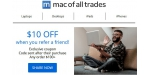 Mac of All trades discount code