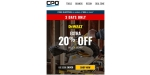 CPO Outlets coupon code