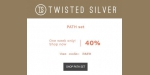 Twisted Silver discount code