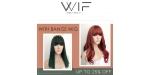 Wig Is Fashion coupon code