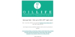 Oil Life coupon code