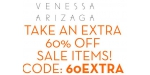 Venessa Arizaga coupon code