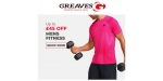 Greaves Sports coupon code