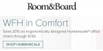 Room & Board coupon code
