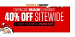 MuscleSport coupon code