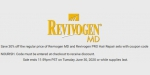 Revivogen discount code