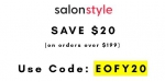 Salon Style coupon code