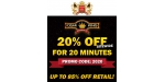 Cigar King discount code