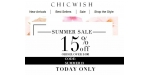 Chicwish coupon code