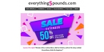 Everything 5 Pounds coupon code