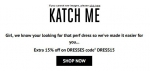 Katch Me discount code