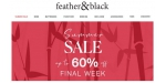 Feather & Black discount code