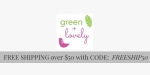 Green + Lovely coupon code