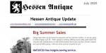 Hessen Antique coupon code