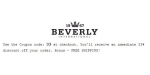 Beverly International coupon code