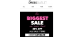 The Dress Outlet discount code