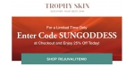 Trophy Skin coupon code