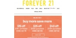 Forever 21 discount code