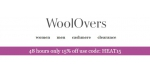Wool Overs coupon code