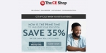The CE Shop coupon code