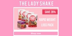 The Lady Shake coupon code