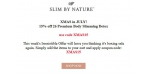 Slim By Nature coupon code