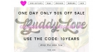 Buddy Love coupon code