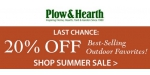 Plow & Hearth discount code