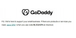 Go Daddy Blog coupon code