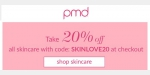 PMD Beauty coupon code