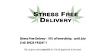 Stress Free Delivery discount code
