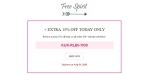 Free Spirit Shop coupon code