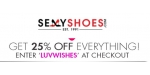 Sexy shoes discount code