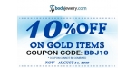 Body Jewelry coupon code