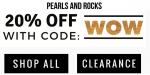 Pearls And Rocks coupon code