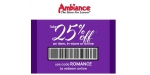Ambiance GLC coupon code